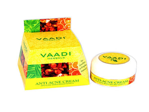 Vaadi Herbals Anti-Acne Cream With Clove, Neem & Orange Extracts 30GM