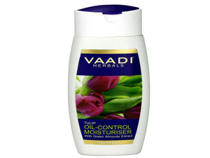 Vaadi Herbals Tulip Oil Control Moisturizer with Green Almonds extract-110ML