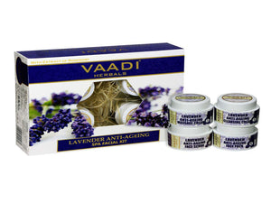 Vaadi Herbals Lavender & Rosemary SPA Facial Kit 70GM & 270GM