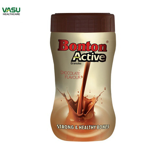 Trichup Bonton Active Granules-Increase Bone Strength Available at BuyIndianProducts24x7.com