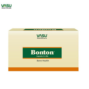 Trichup Bonton Capsule -60 Caps-Faster calcium absorption in bones Available at BuyIndianProducts24x7.com