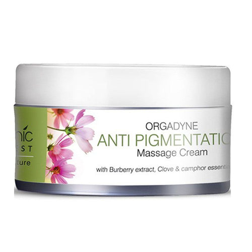 Organic Harvest Anti Pigmentation Massage Cream Available at BuyIndianProducts24x7.com