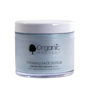 Organic Harvest Exfoliating Face Scrub - Safe For Skin - 50GM And 100GM Available at BuyIndianProducts24x7.com