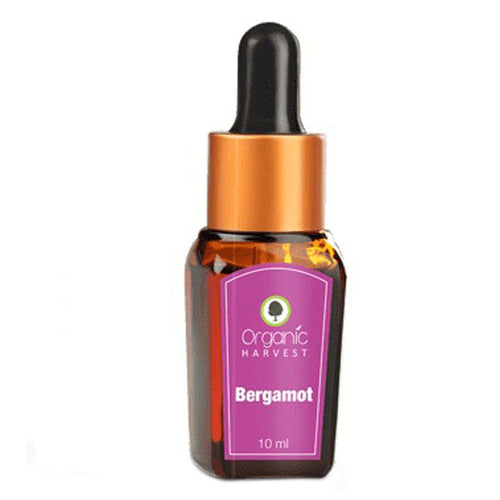 Organic Harvest Bergamot Essential Oil -10ml Available at BuyIndianProducts24x7.com