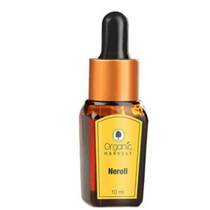 Organic Harvest Nerolii Essential Oil - 10ml Available at BuyIndianProducts24x7.com