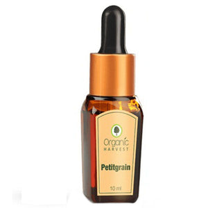 Organic Harvest Petitgrain Essential Oil - 10ml Available at BuyIndianProducts24x7.com