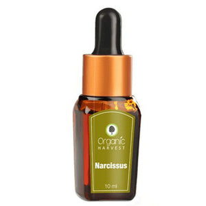 Organic Harvest Narcissus Essential Oil - 10ML Available at BuyIndianProducts24x7.com