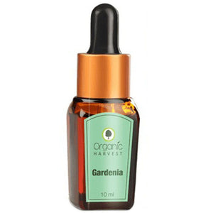 Organic Harvest Gardenia Essential Oil - 10ml Available at BuyIndianProducts24x7.com
