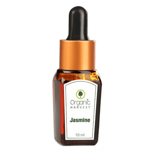 Organic Harvest Jasmine Essential Oil - 10ml Available at BuyIndianProducts24x7.com