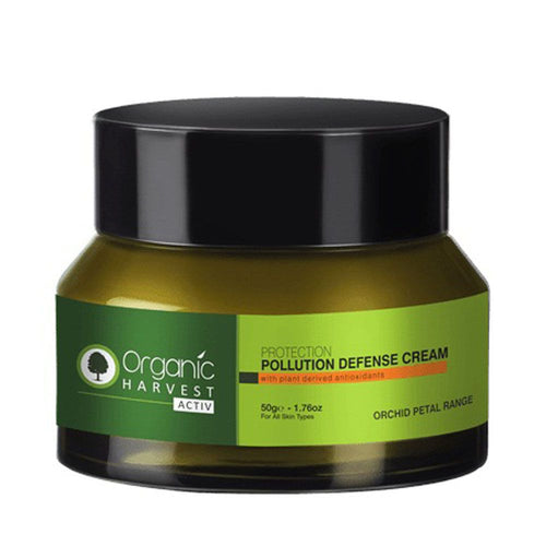 Organic Harvest Skin Lightening Cream -Greater Skin Clarity And Luminosity- 50gm Available at BuyIndianProducts24x7.com