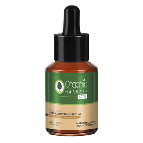 Organic Harvest Embellish - Skin Lightening Serum - 30gms Available at BuyIndianProducts24x7.com