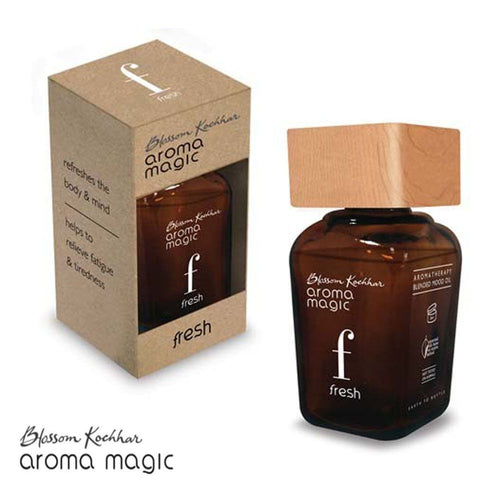 Aroma Magic Fresh Oil - Helps To Relieve Fatigue And Tiredness - 20ml Available