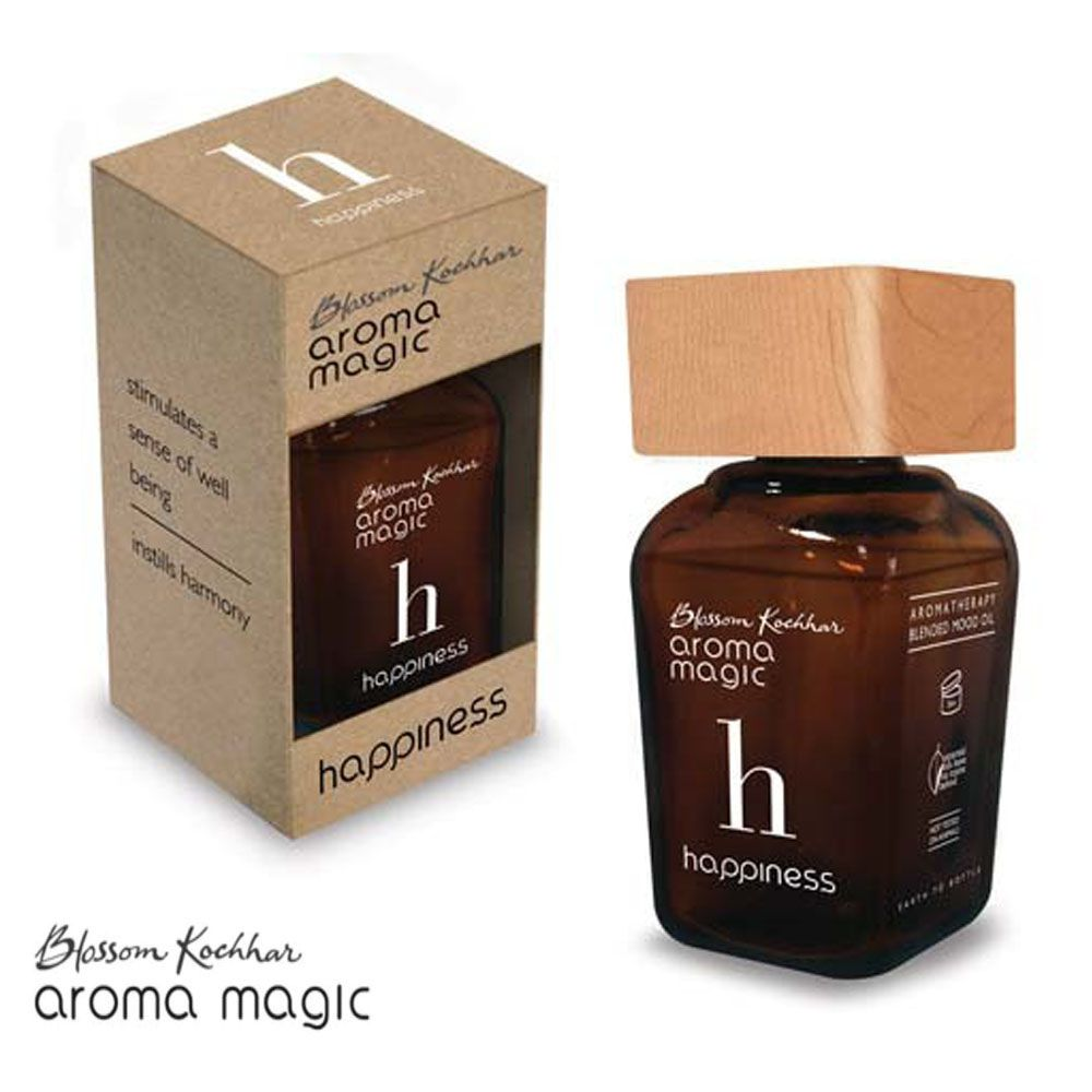Aroma Magic Happiness Oil -Rosa Damascena Essential Oil - 20ml Available