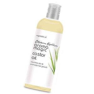 Aroma Magic Castor Oil - Skin Soft, Supple And Beautiful - 100ml