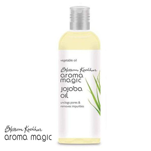 Aroma Magic Jojoba Oil For Massages - 100ml - Pure Herbal Available
