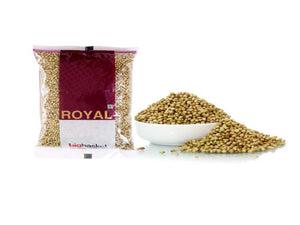 Pure Indian Whole Spices Raw Royal Coriander/Dhania Seeds