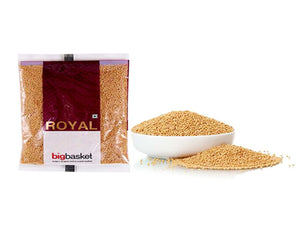 Whole Spices Raw Royal Mustard/Rai Yellow