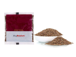 Pure Indian Whole Spices Raw Royal Shahjeera