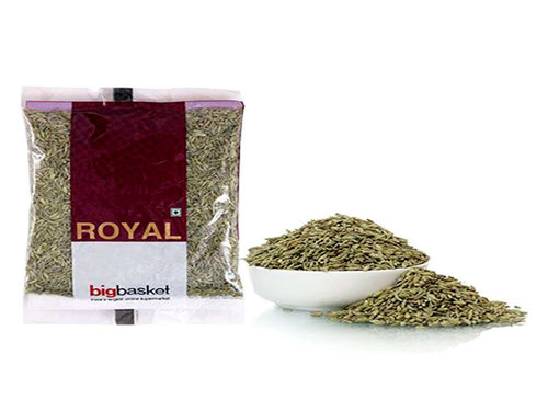 Pure Indian Whole Spices Raw Royal Saunf – Roasted