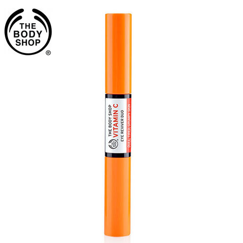 THE BODY SHOP Vitamin C Eye Reviver Duo - 10ml Available
