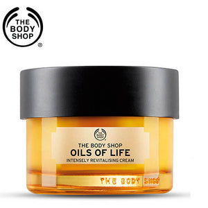 THE BODY SHOP Oils Of Life Eye Cream - Gel - 20ml Available