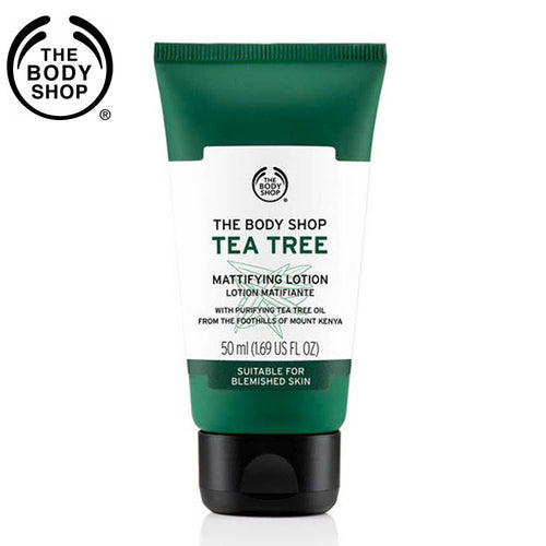 THE BODY SHOP Tea Tree Mattifying Lotion - 50ml Available