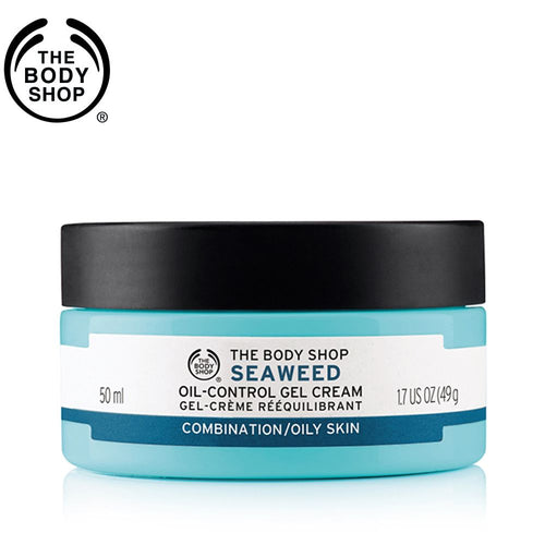 THE BODY SHOP Seaweed Day Cream -Moisturises Dry Areas - 50ml Available