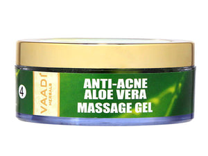 Vaadi Herbals Anti-Acne Aloe Vera Massage Gel 50 Gms