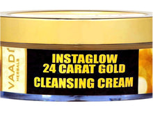 24 Carat Gold Cleansing Cream – Marigold Oil 50GM