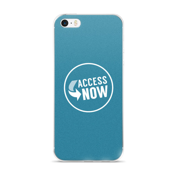 AccessNow iPhone Case