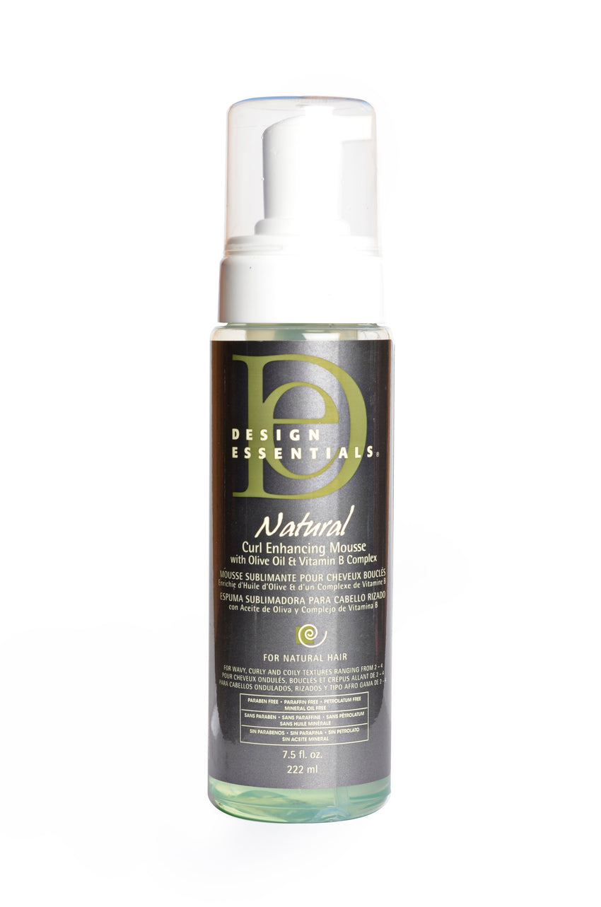 Design Essentials Curl Enhancing Mousse Adore Hair Beauty