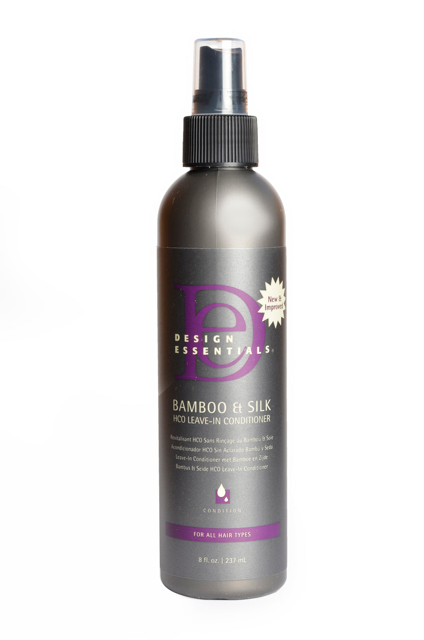 Design Essentials Bamboo And Silk Leave In Conditioner Adore Hair