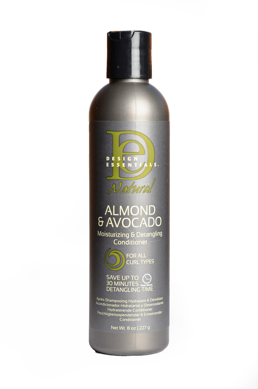 Design Essentials Almond And Avocado Moisturising And Detangling