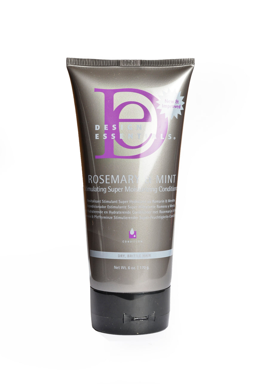 Design Essentials Rosemary And Mint Moisturising Conditioner Adore