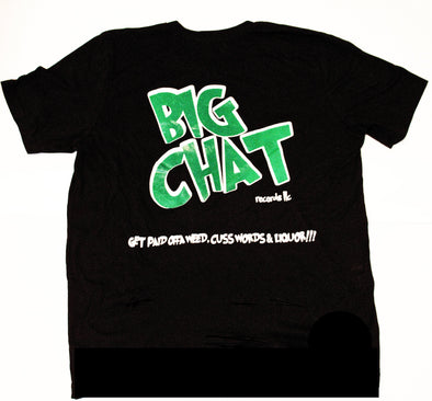 Big Chat Records Tee