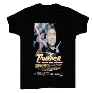 Days of Thunder & Rain Tee