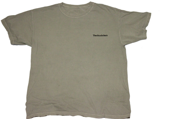 Technician Tee (Dirty)