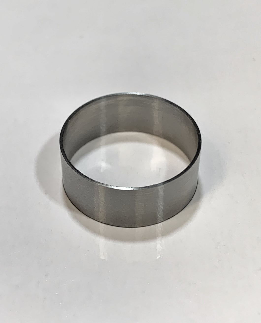 Titanium spacer for UV