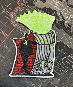 Cosa Torcha Patch