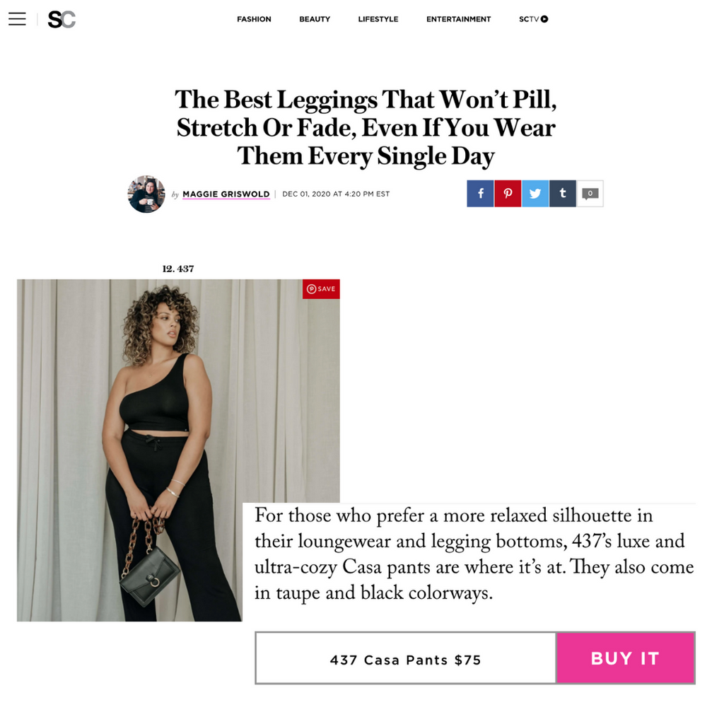 STYLECASTER: BEST LEGGINGS FOR WOMEN