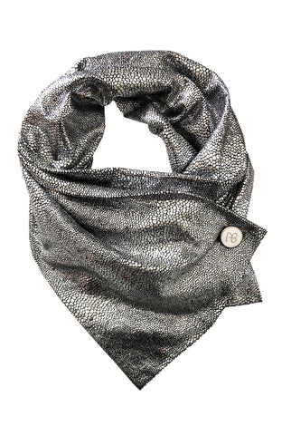 Double-Sided Scarf Grey