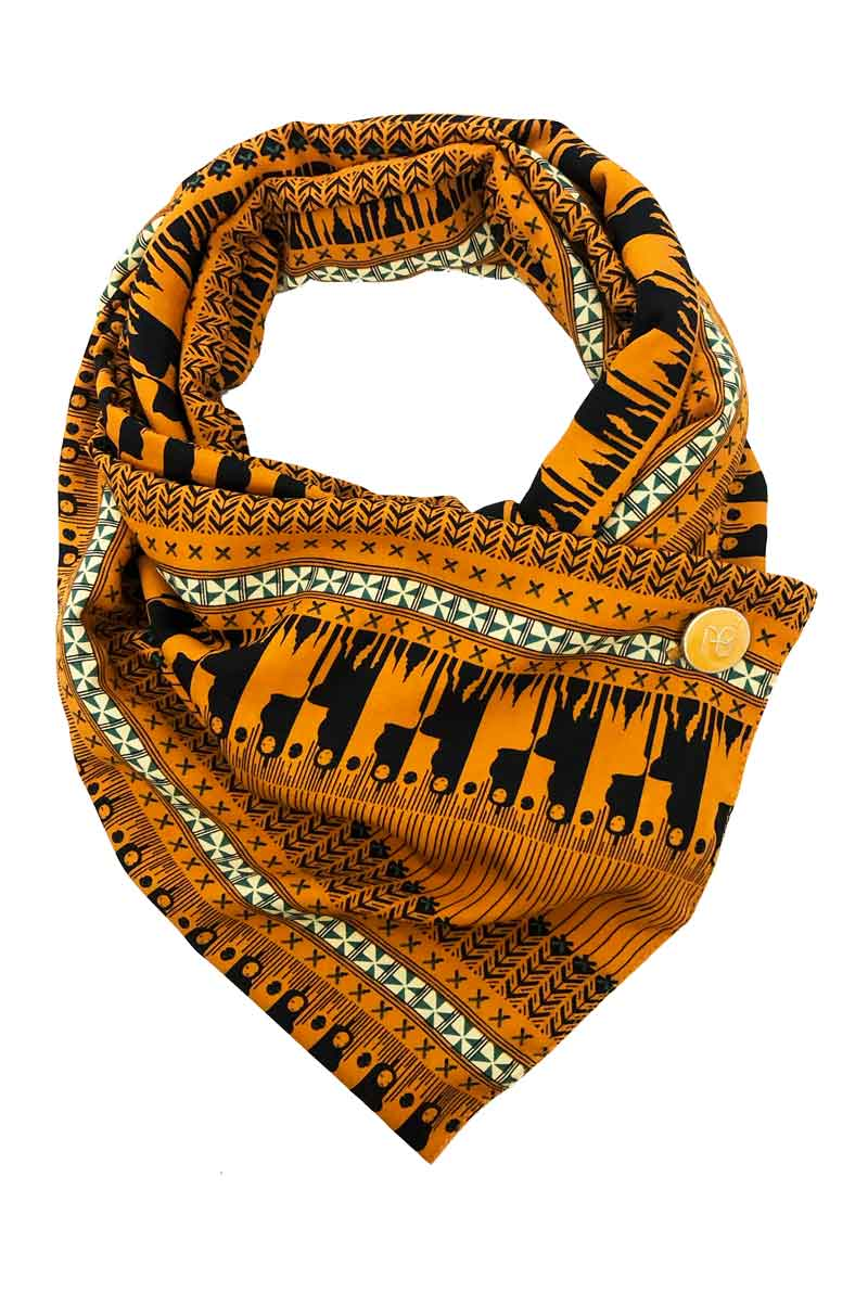 Limited Edition Tribal Scarf Giani