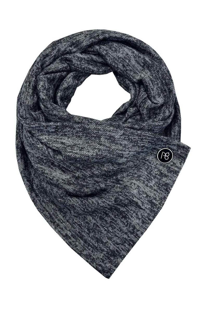 Grey Men's Scarf Kim