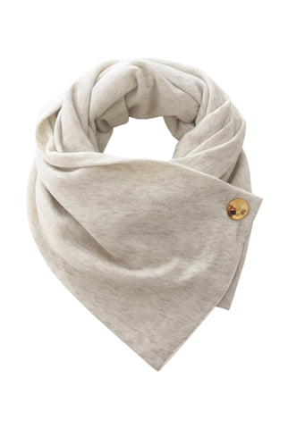 Unique Brown Scarf Mica