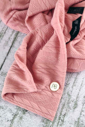 Perfect pink kids scarf Shiri