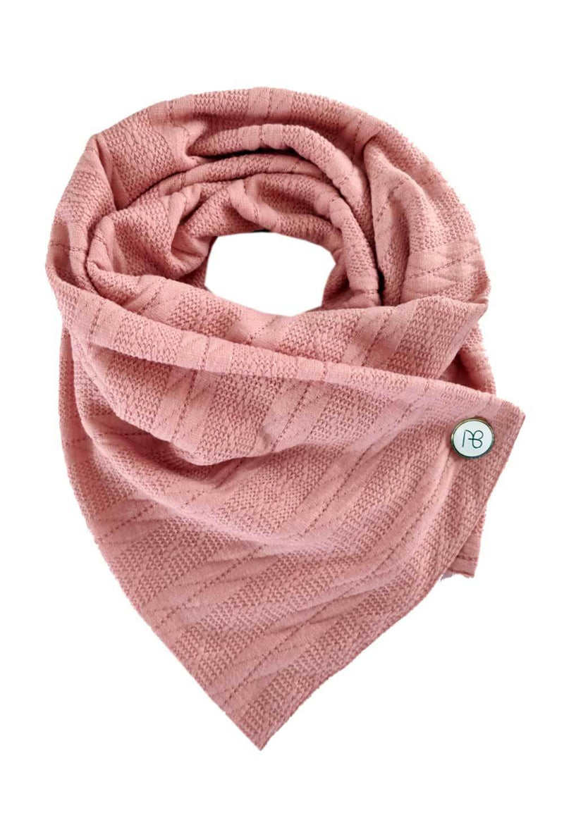 Perfect Pink Scarf Shiri