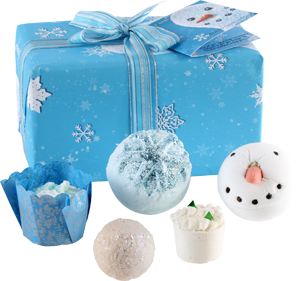 Let It Snow Wrapped Gift Box Set