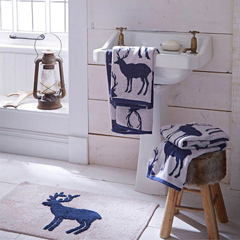 Stag Towels