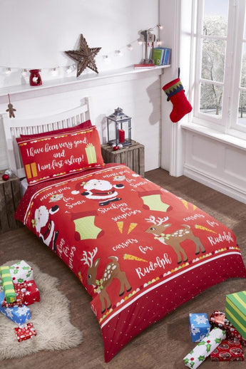 Christmas Night Christmas Bedding