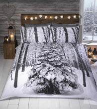 Winter Sparkle Christmas Bedding